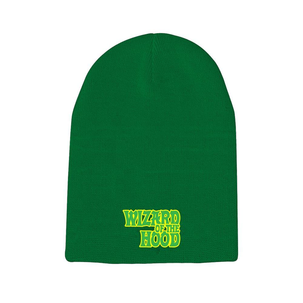 Wizard Of The Hood Green Winter