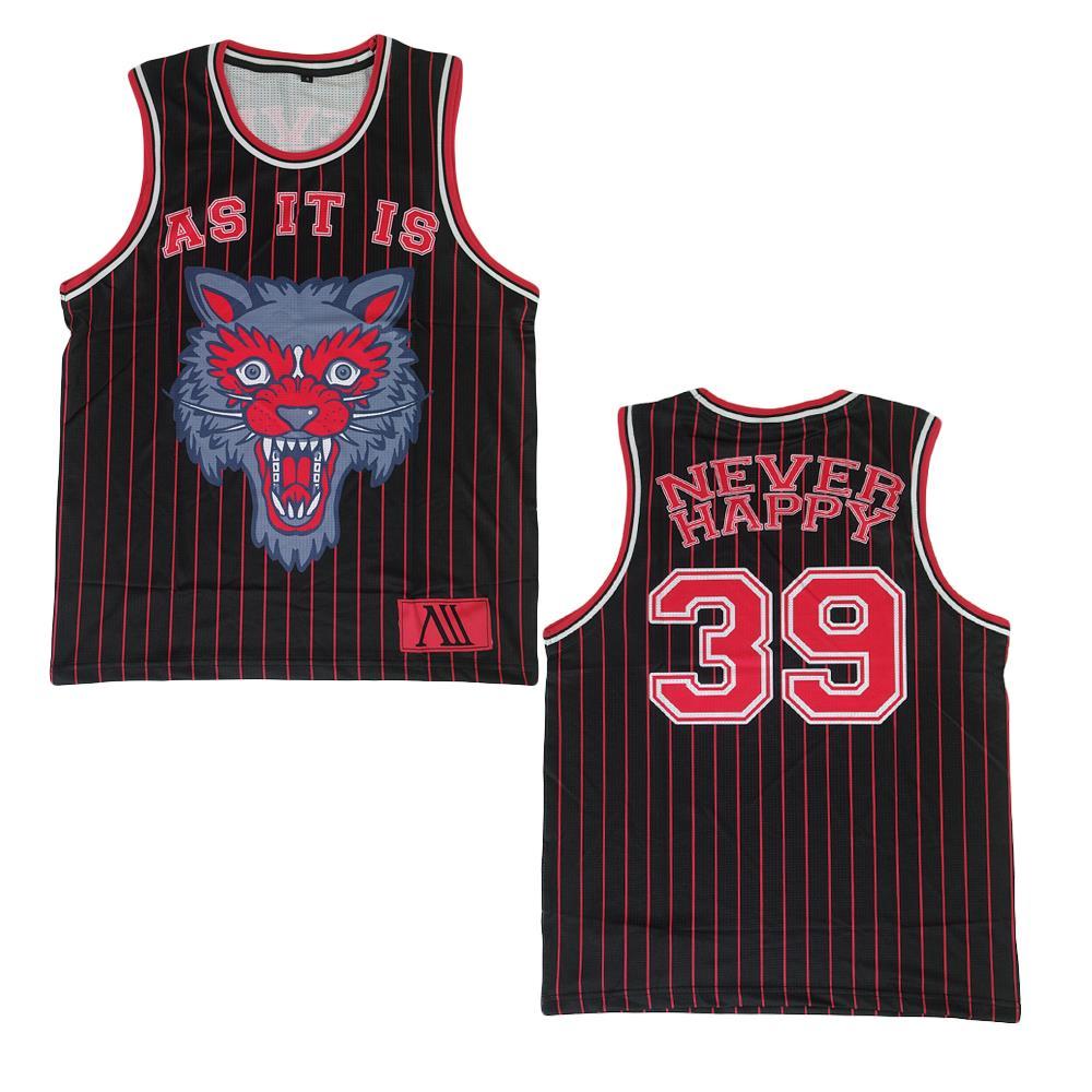 Wolf Red/Black