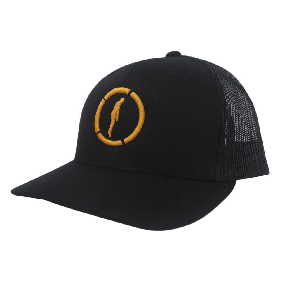 Logo Circle Man Trucker Hat
