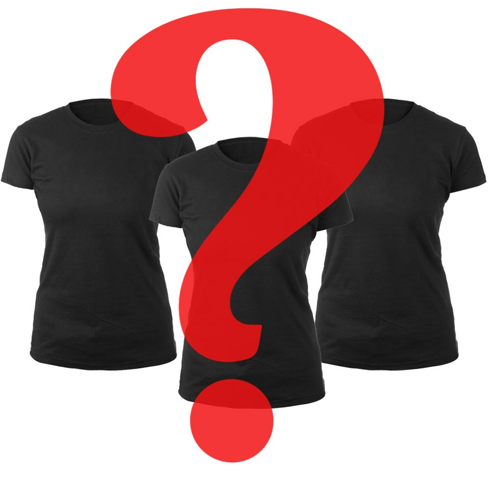Mystery Girl's T-Shirt Pack