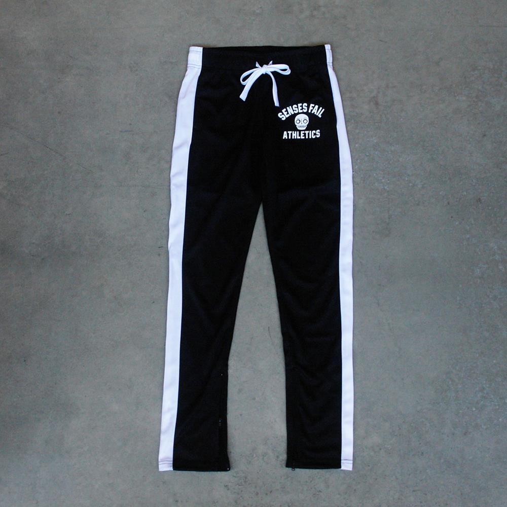 Athletics Black/White Jogger Pants