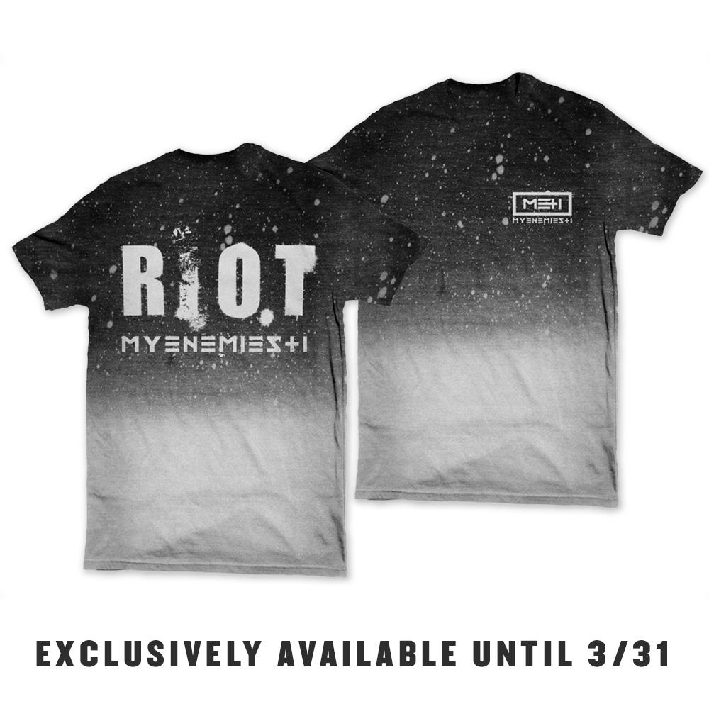 Riot Tie Dye