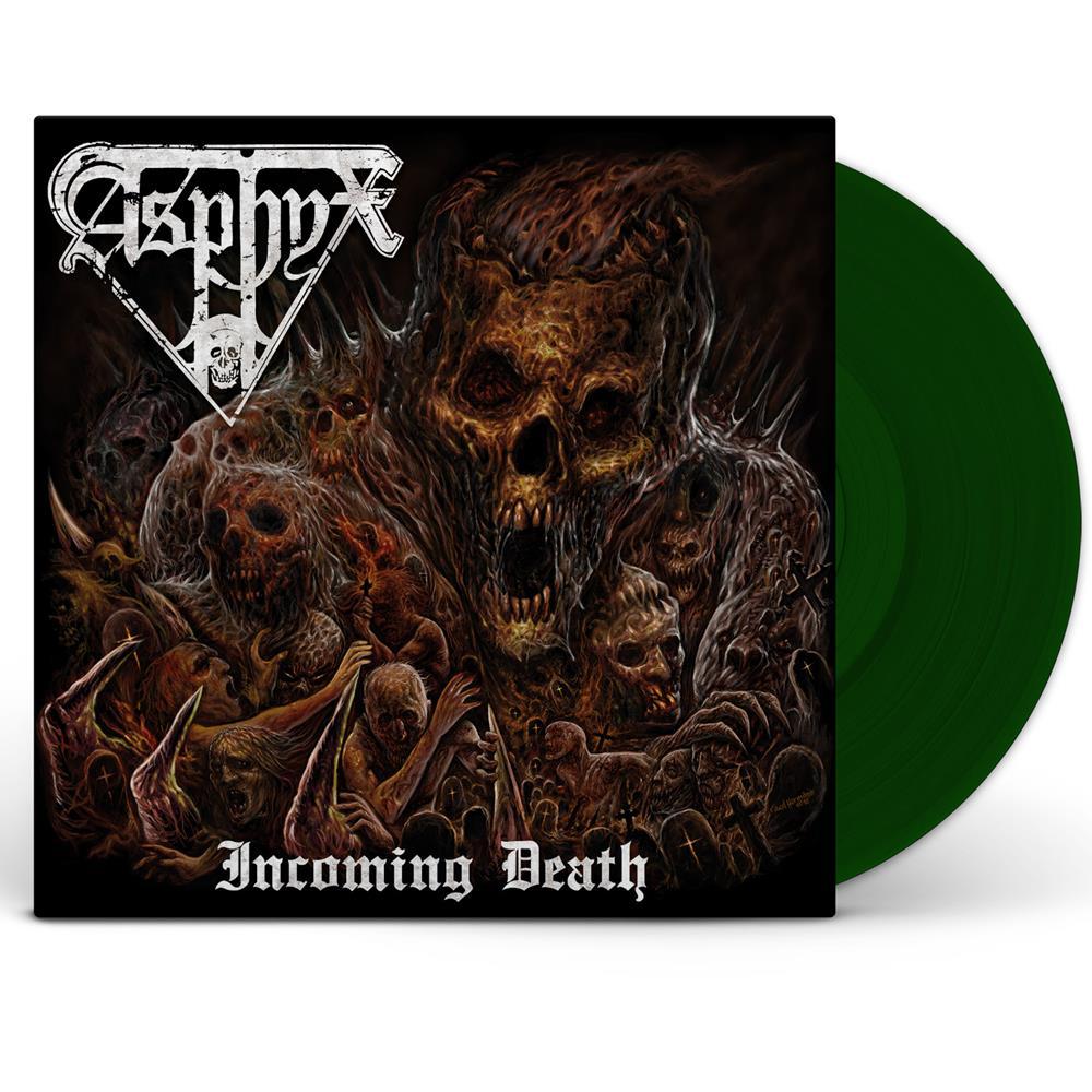 Incoming Death Dark Green
