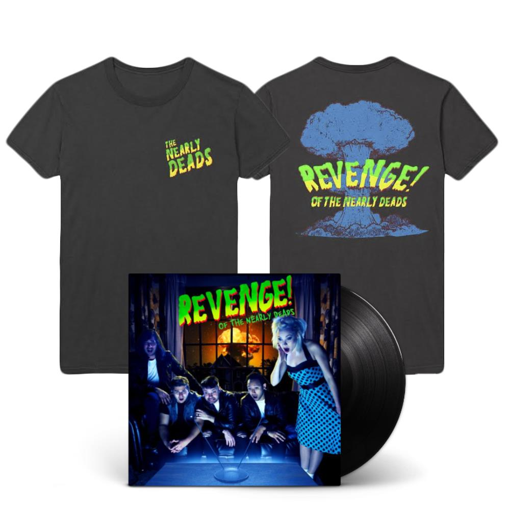 Revenge! of The Nearly Deads Bundle 1