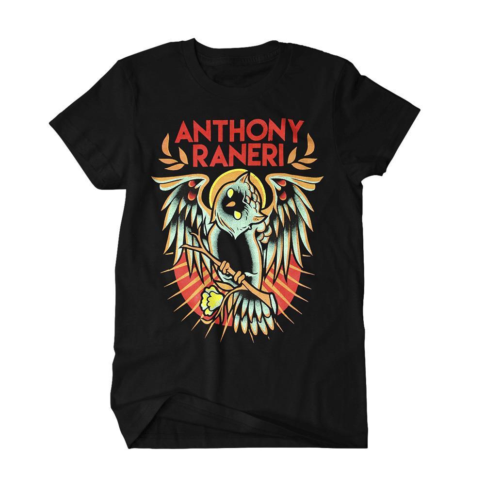 Anthony Raneri Owl Black
