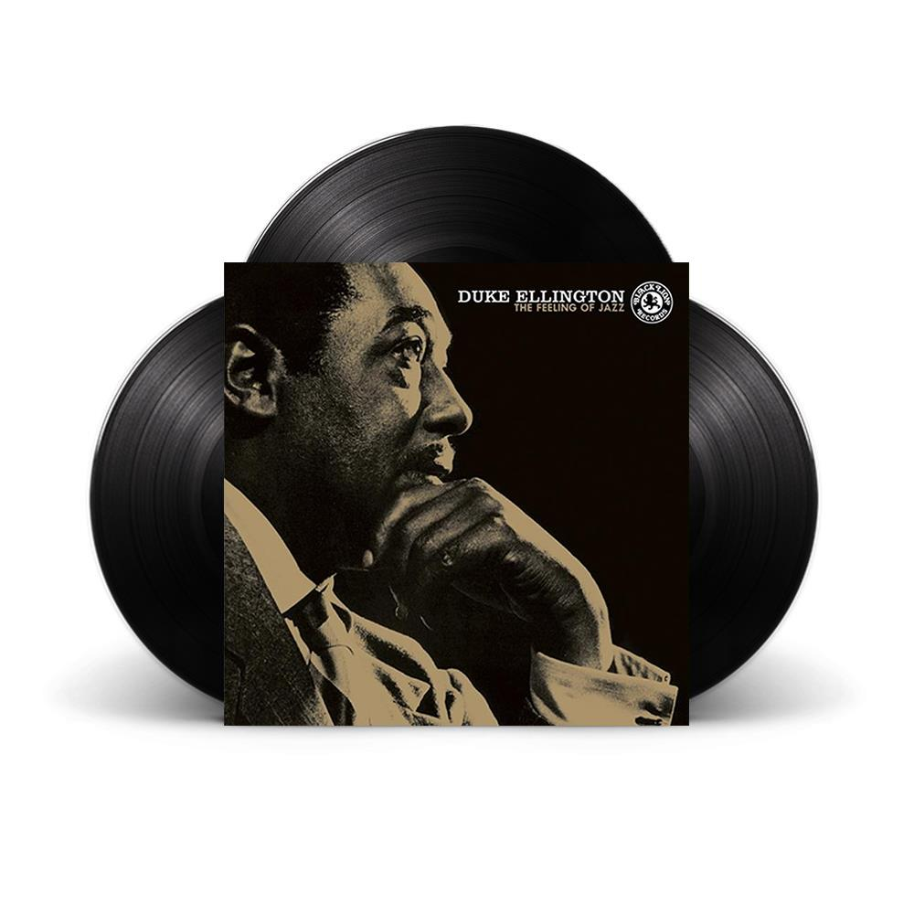 Feeling Of Jazz Deluxe 3LP Audiophile Release