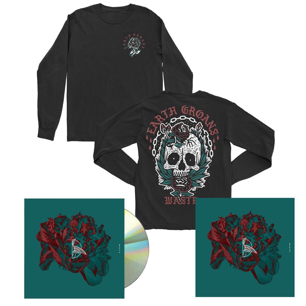Waste CD + Long Sleeve + Digital