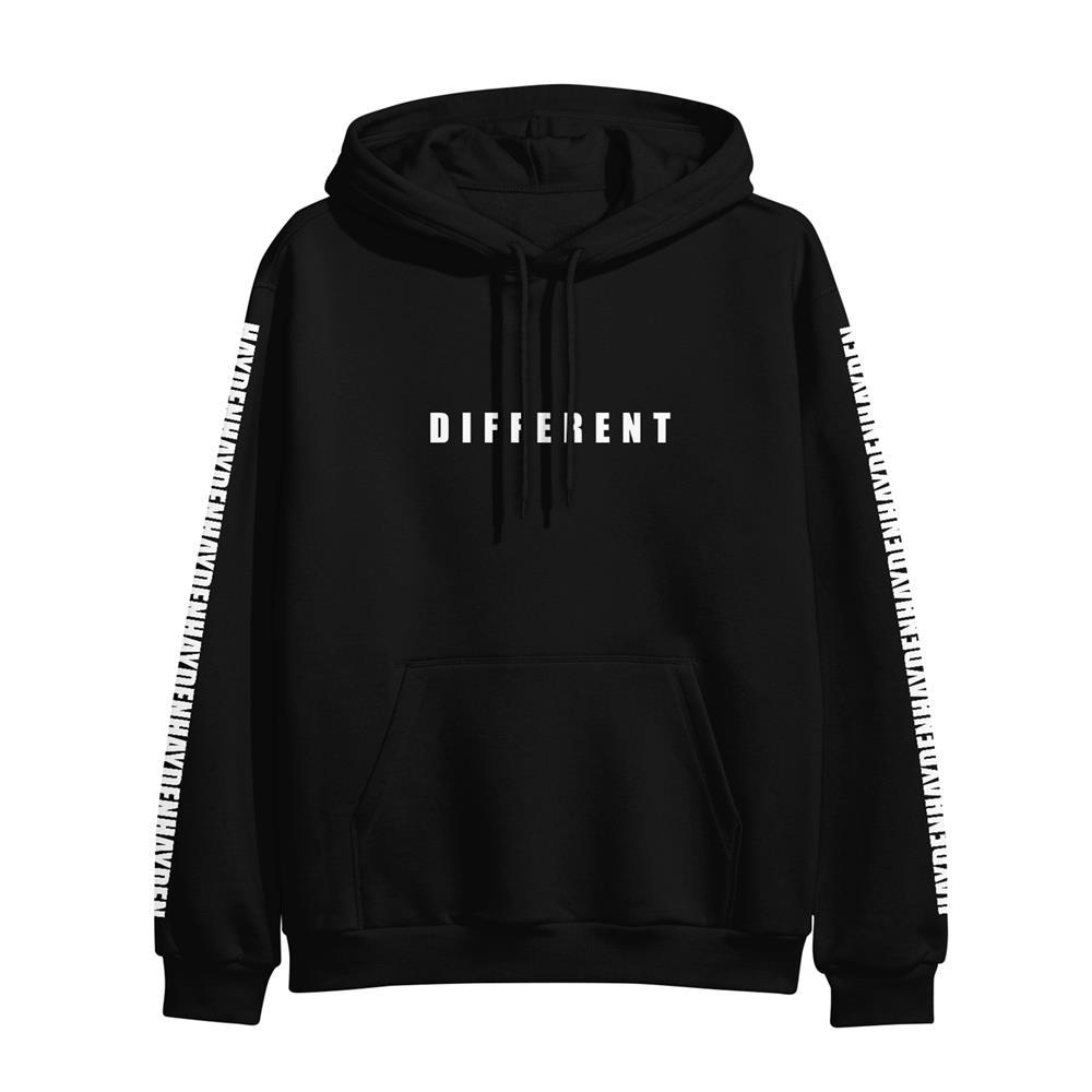 Different Black