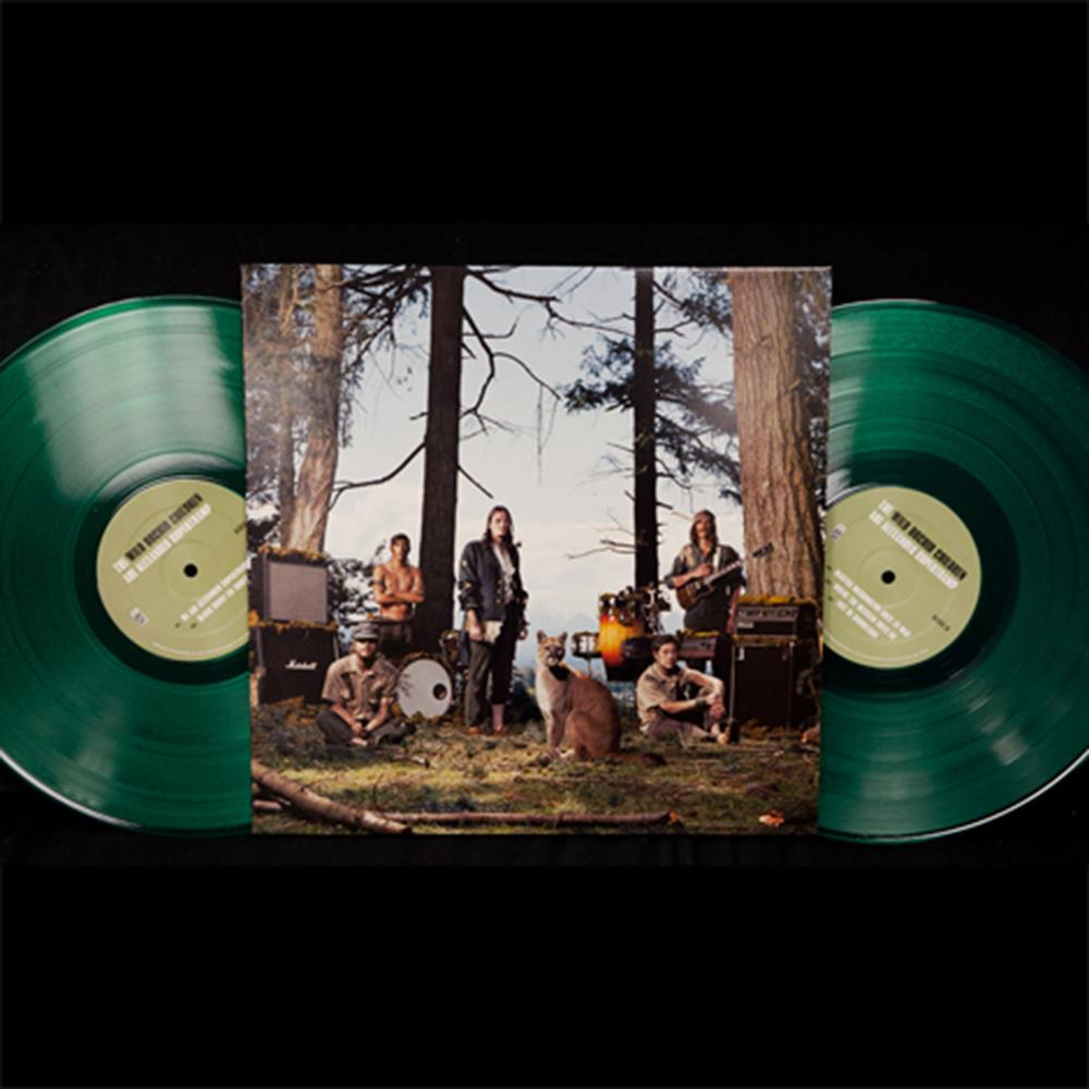 Are Alexander Supertramp Green Double Vinyl