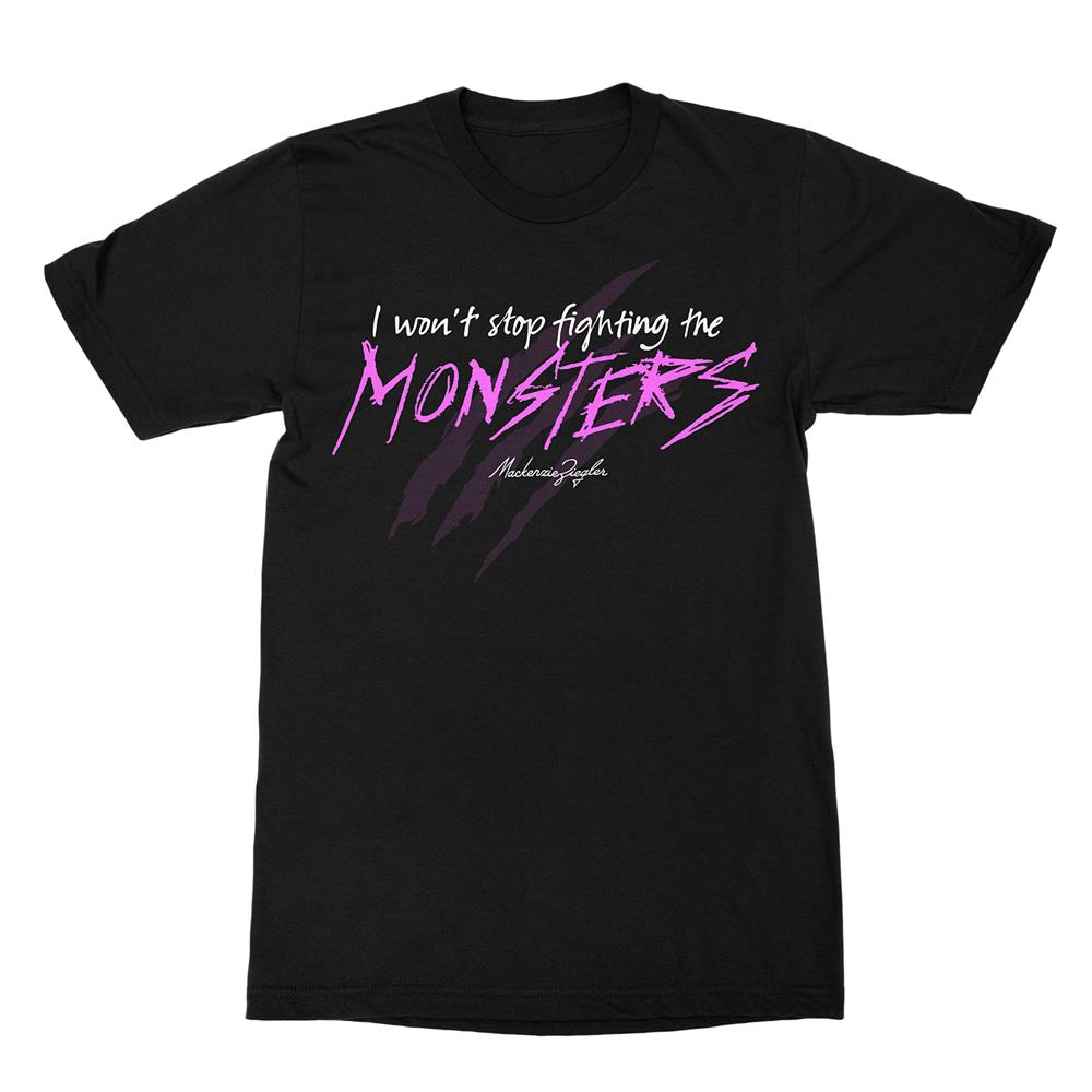 Monsters (Aka Haters) Black