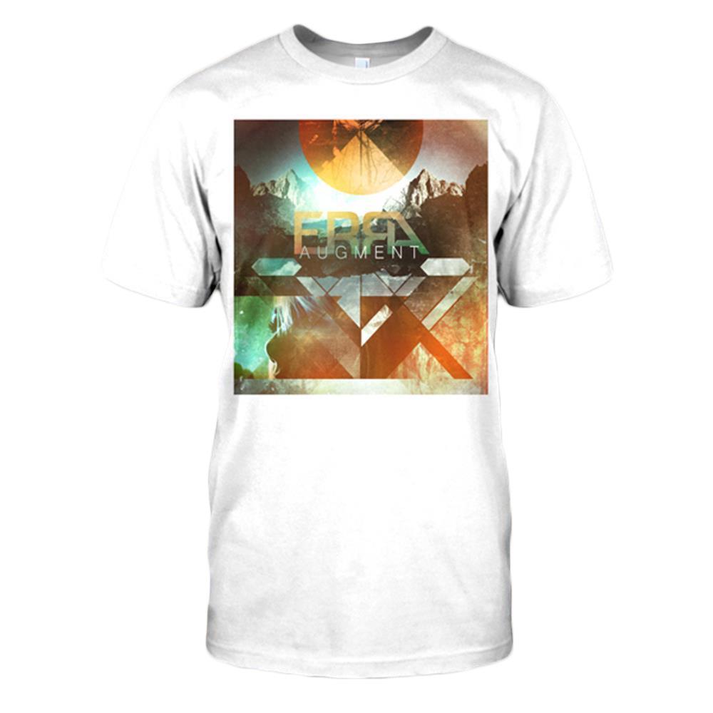 Augment Album Art White T Shirt Thrr Erra