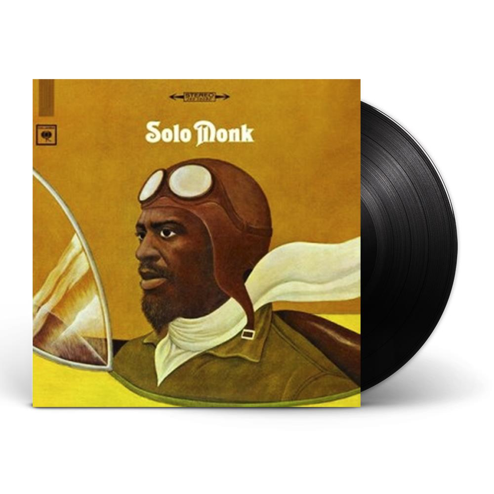 Solo Monk Black 180 Gram LP