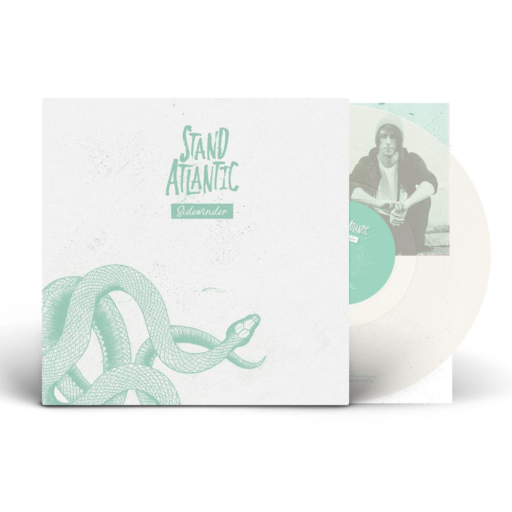 Sidewinder Clear Vinyl + Digital Download