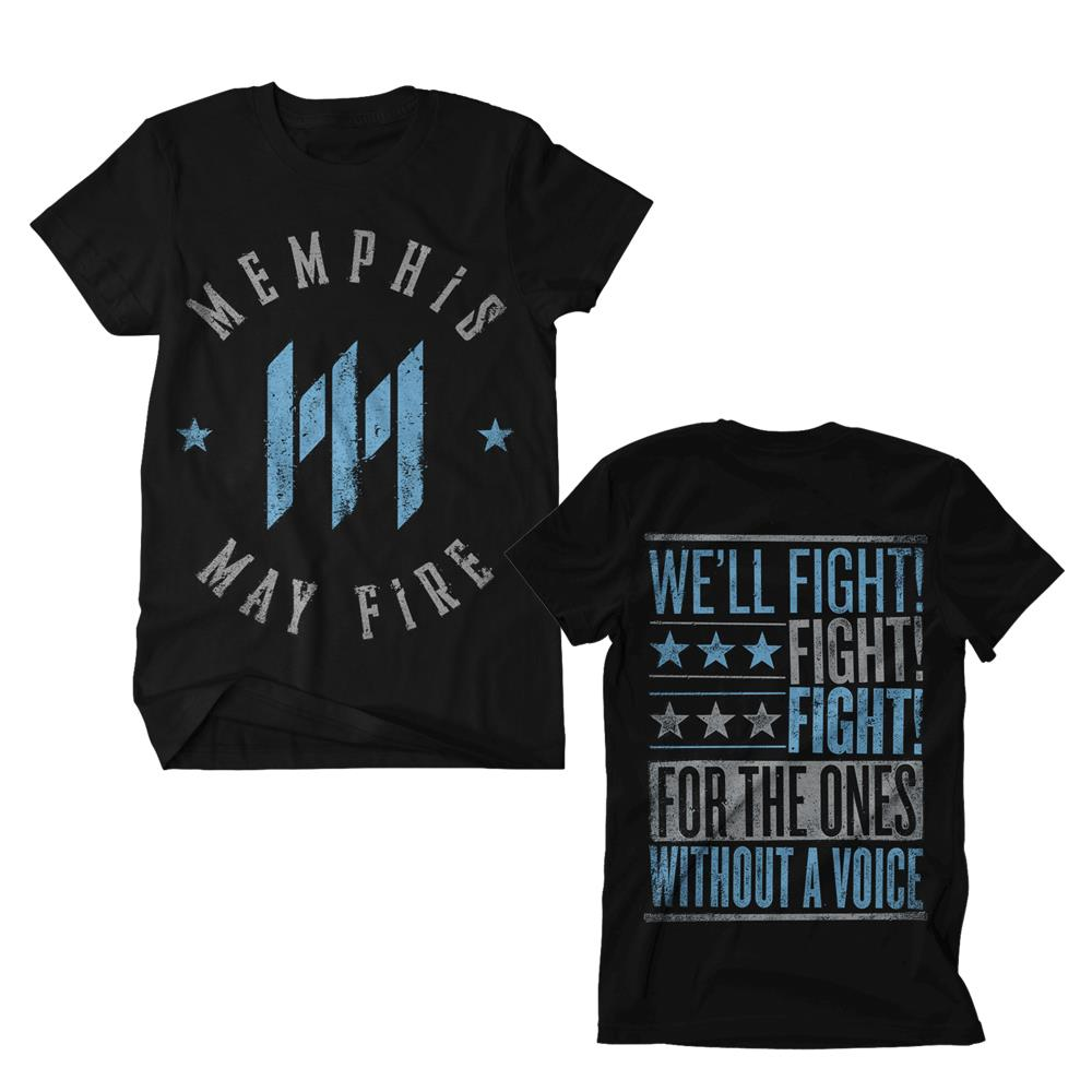 Battleground Black T-Shirt