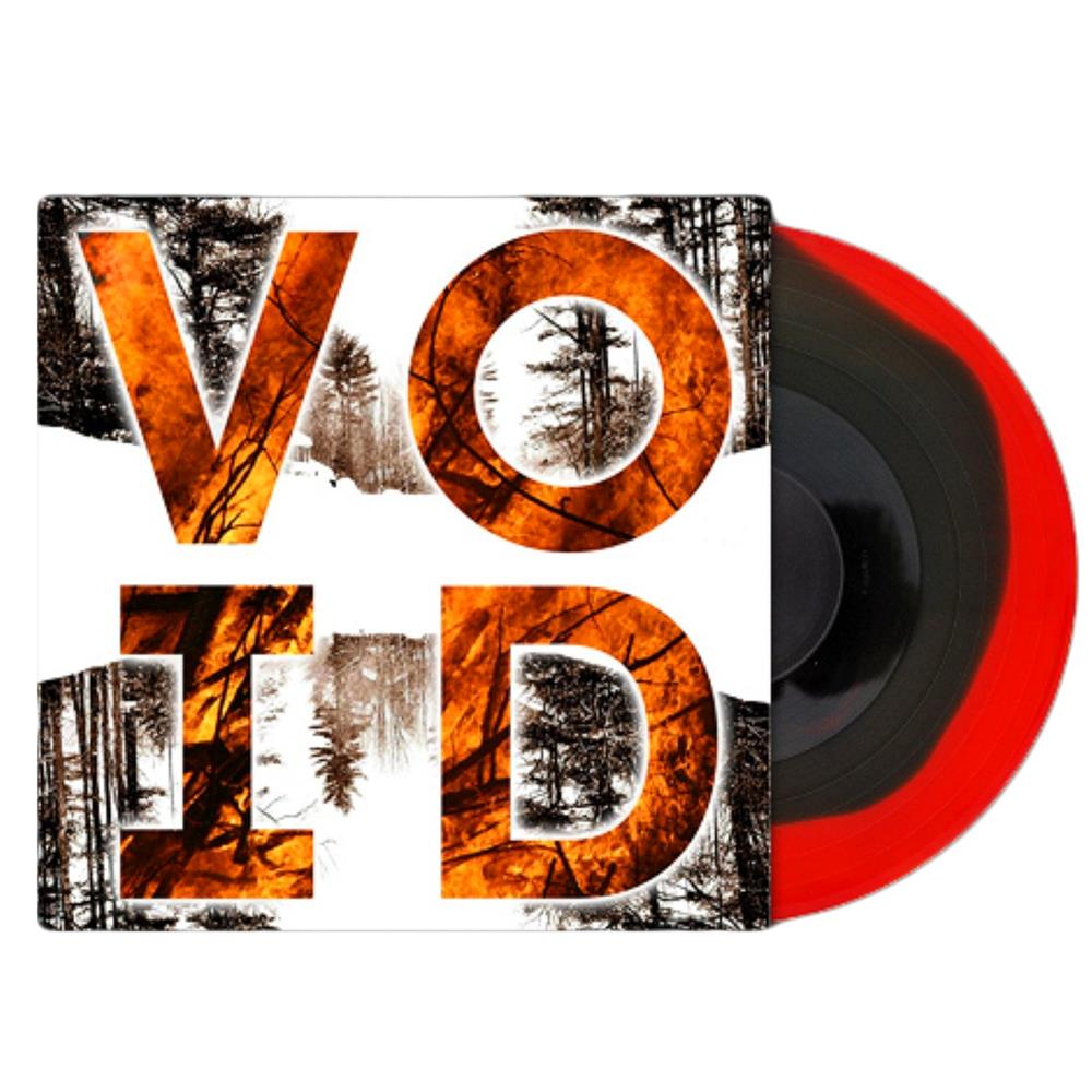 Void Orange/Blood Red/Black Smash LP