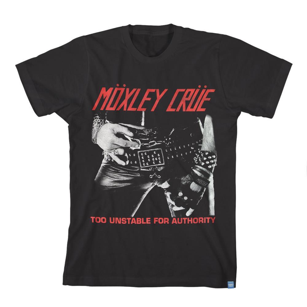 Moxley Crue Black