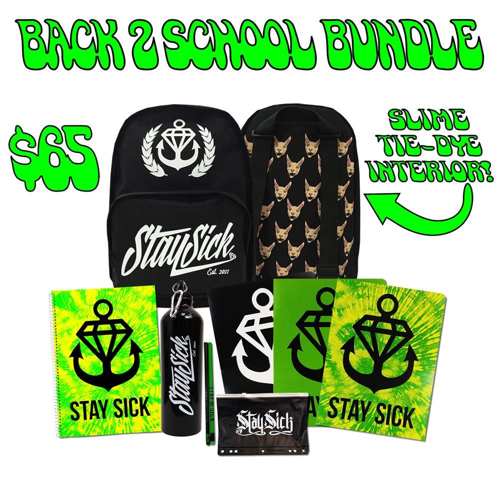 SLiMe SQuAd - Back 2 School Bundle