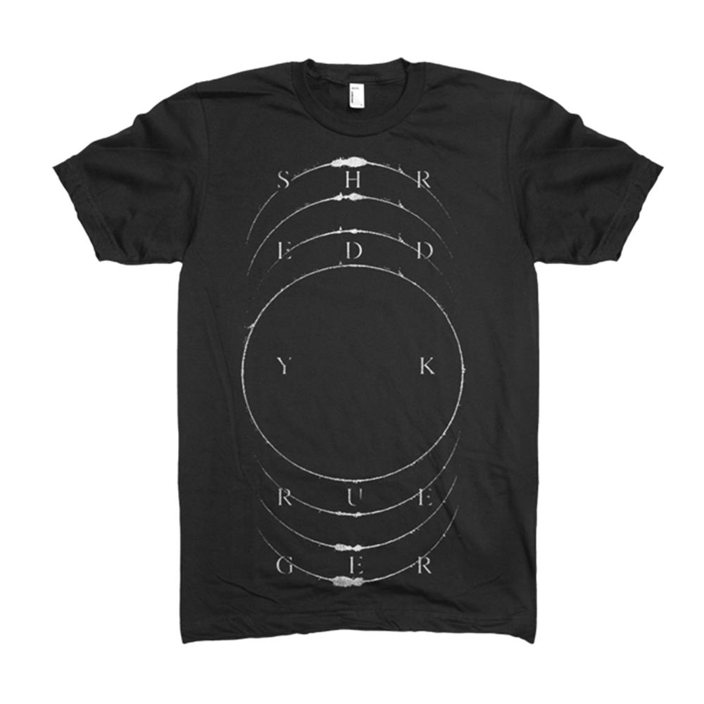 Fader Black T-Shirt