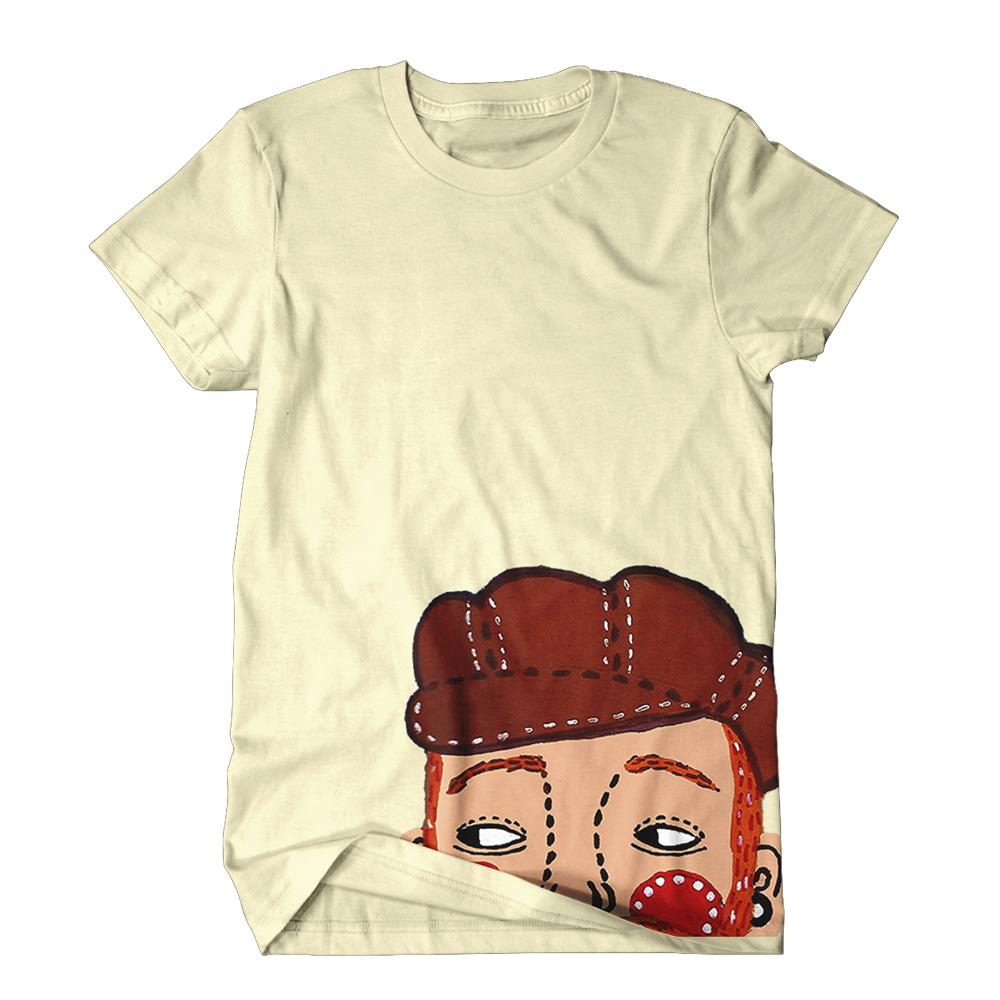 Cartoon Natural T-Shirt *Final Print!*