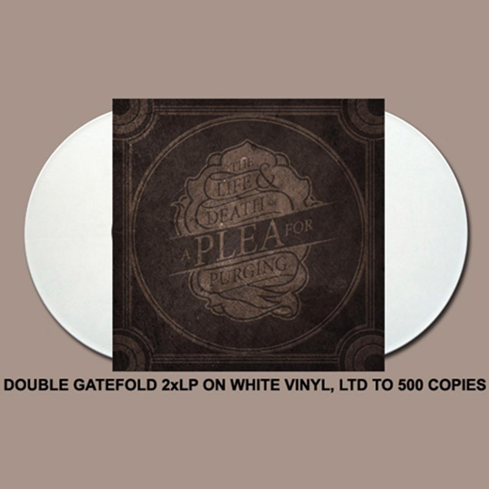 The Life & Death Of... White Double LP