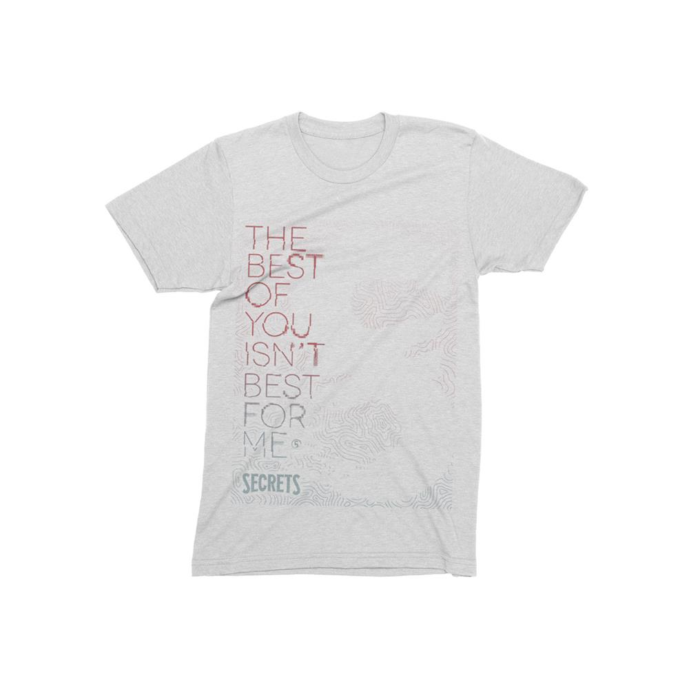 Best Of You Athletic Grey T-Shirt