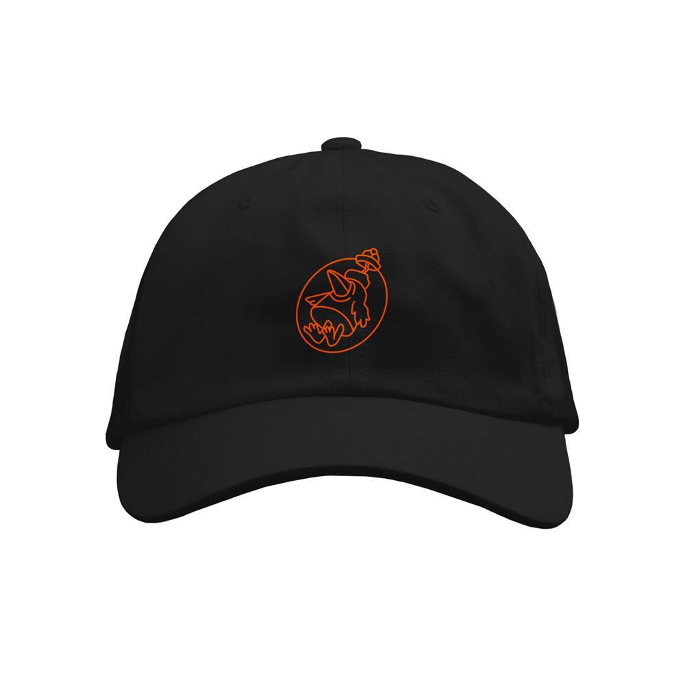 Character Black Dad Hat