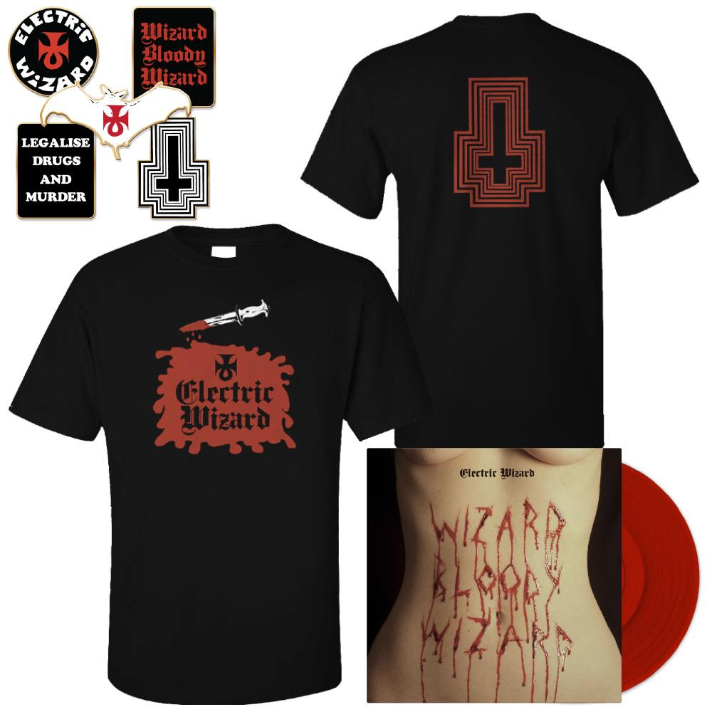 Wizard Bloody Wizard 06