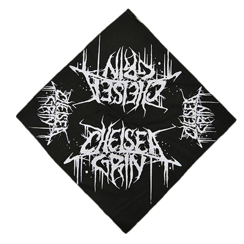 Logo Black Bandana
