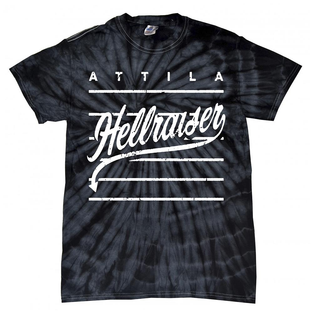 *Limited Stock* Hellraiser Tie Dye
