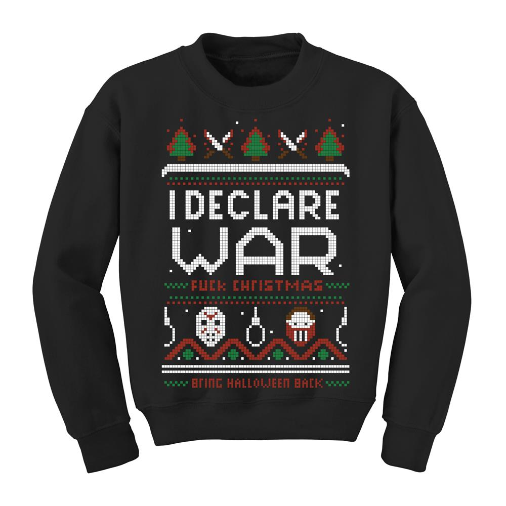 Bring Halloween Back Holiday Sweater
