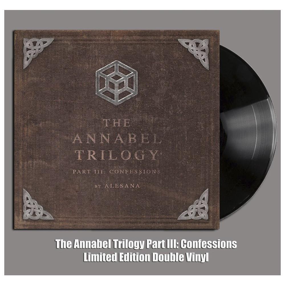 The Annabel Trilogy Black Vinyl 2Xlp