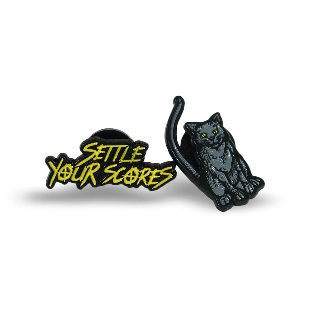 Better Luck Tomorrow  Enamel  Set