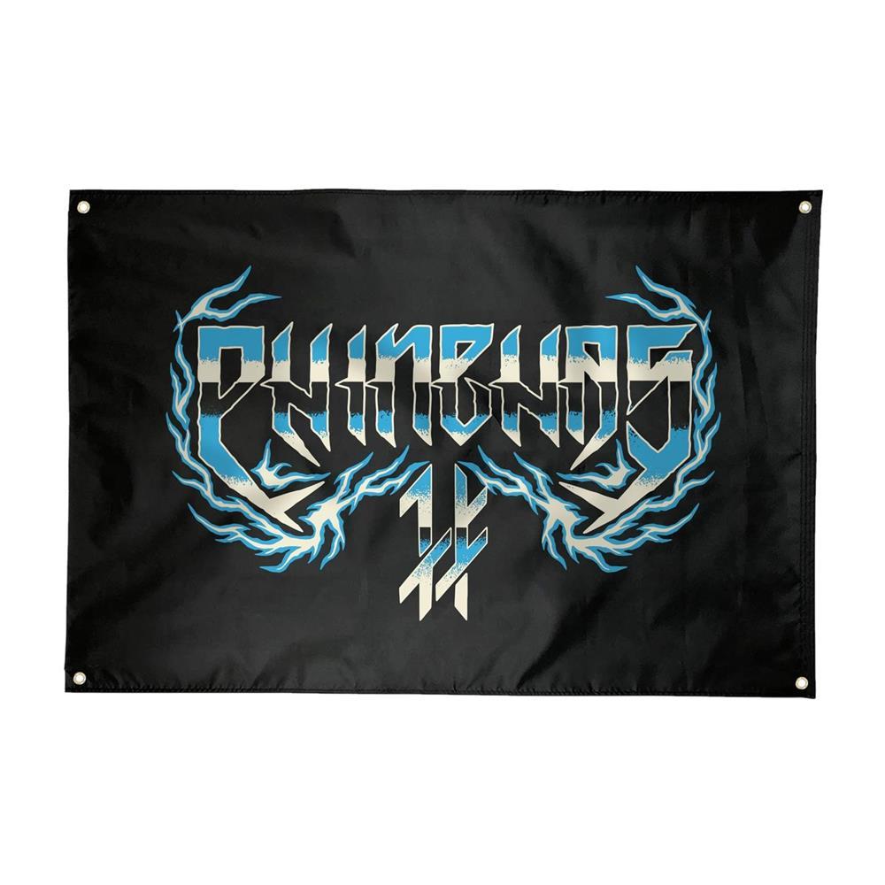 Shred Wall Flag