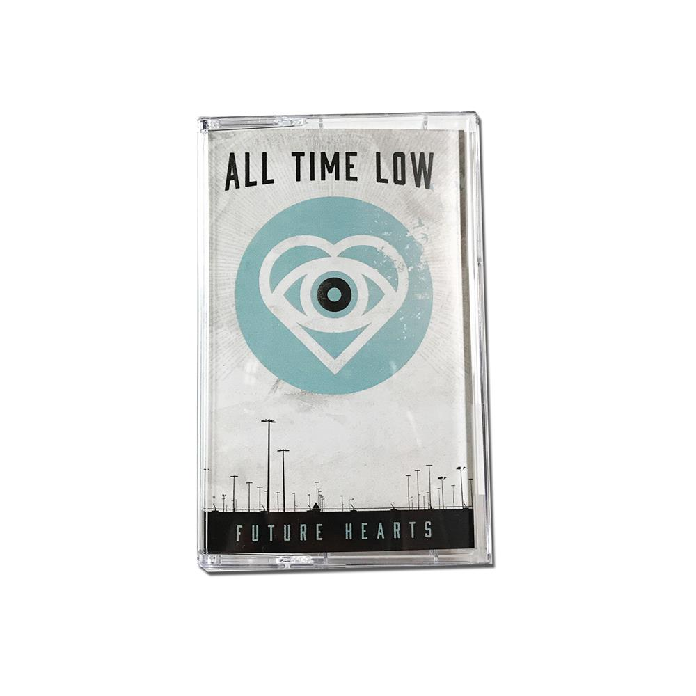 Future Hearts White Cassette