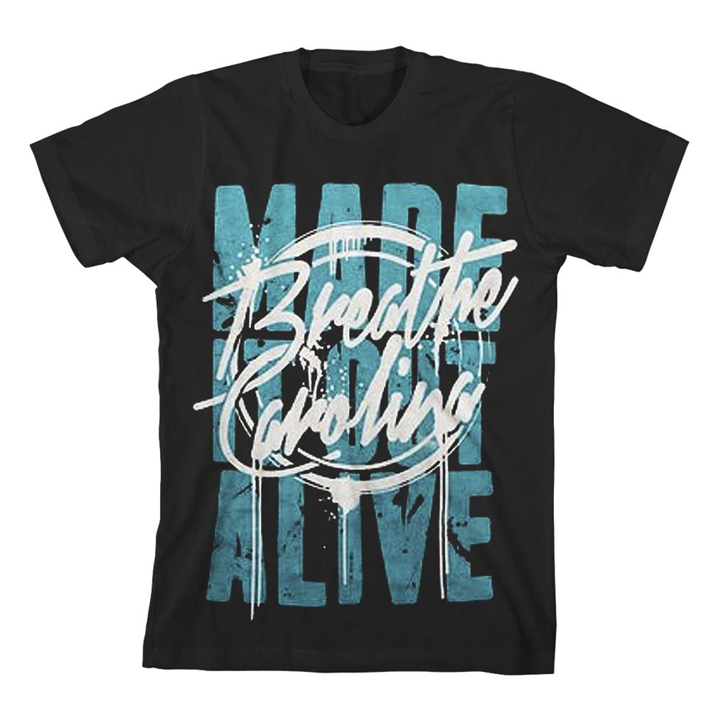 Made It Out Alive Black *Final Print!*