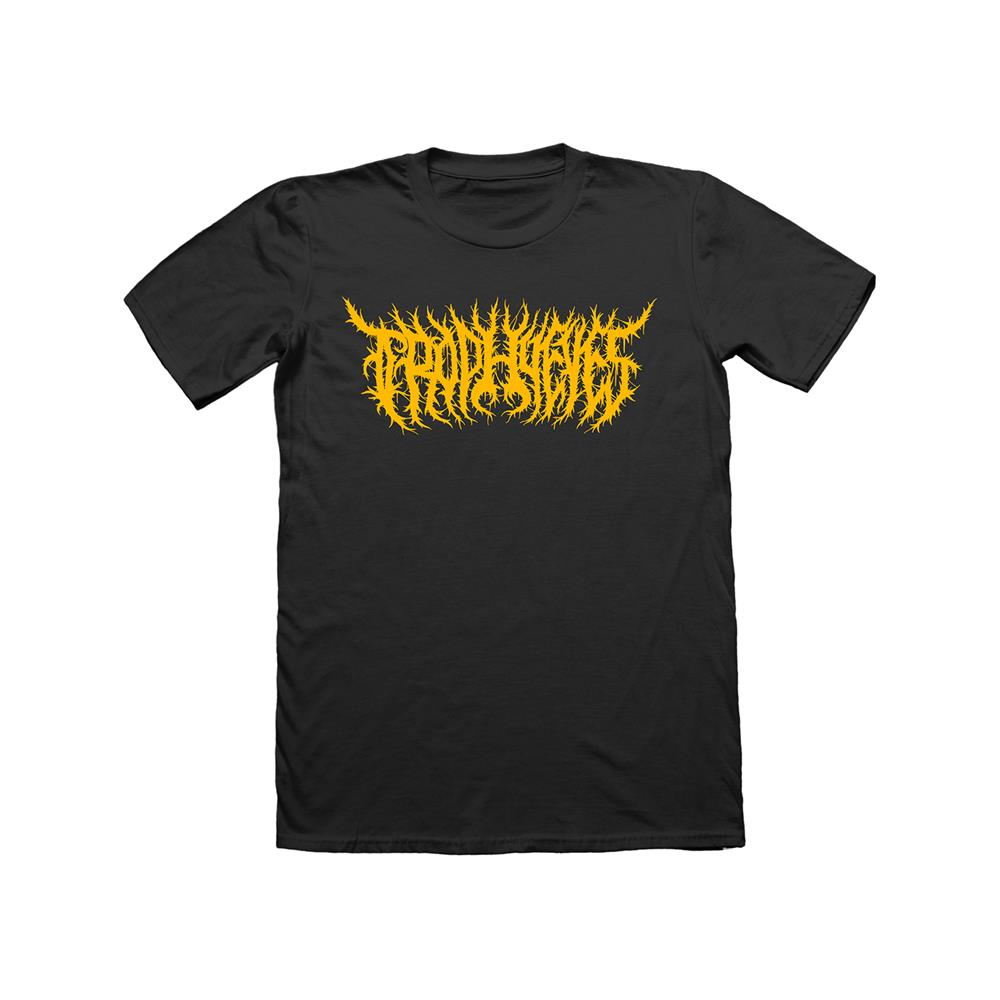 Metal Logo Black