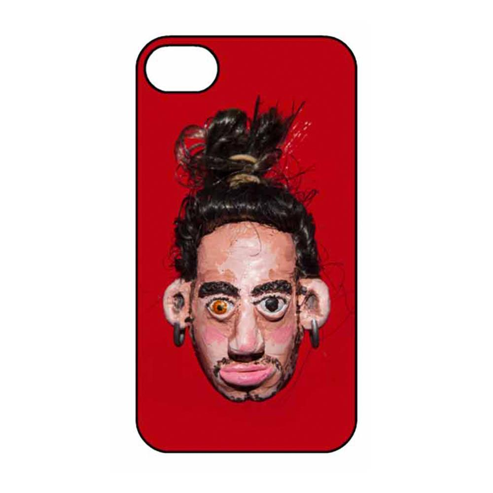 Head Red iPhone Case