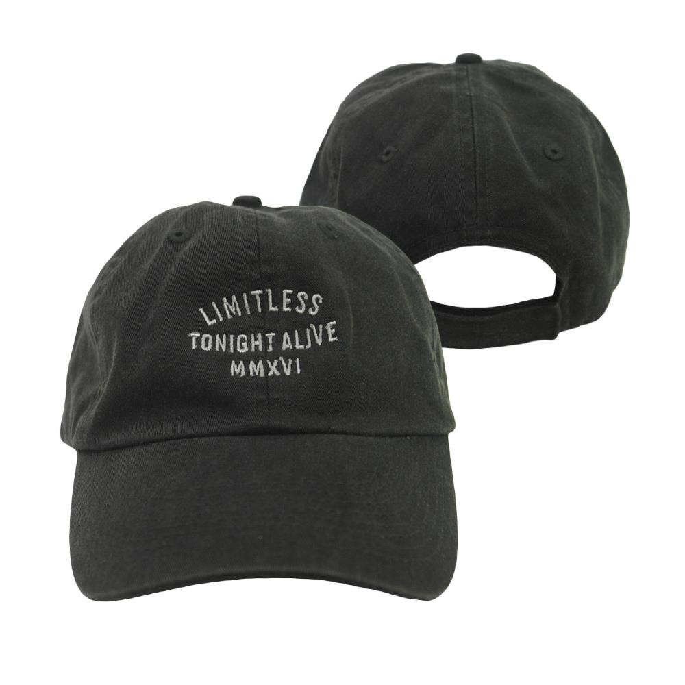 Limitless Washed Black Dad Hat