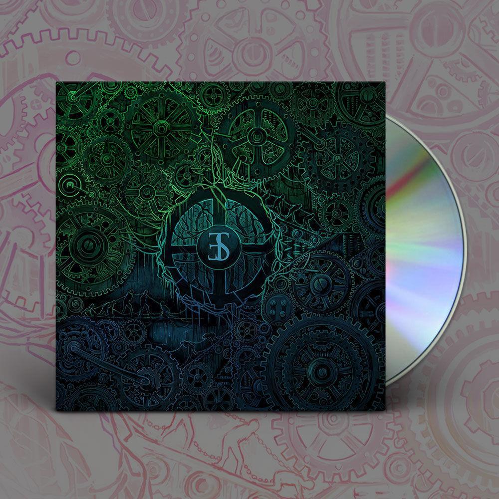 Eternal Forward Motion CD + DD