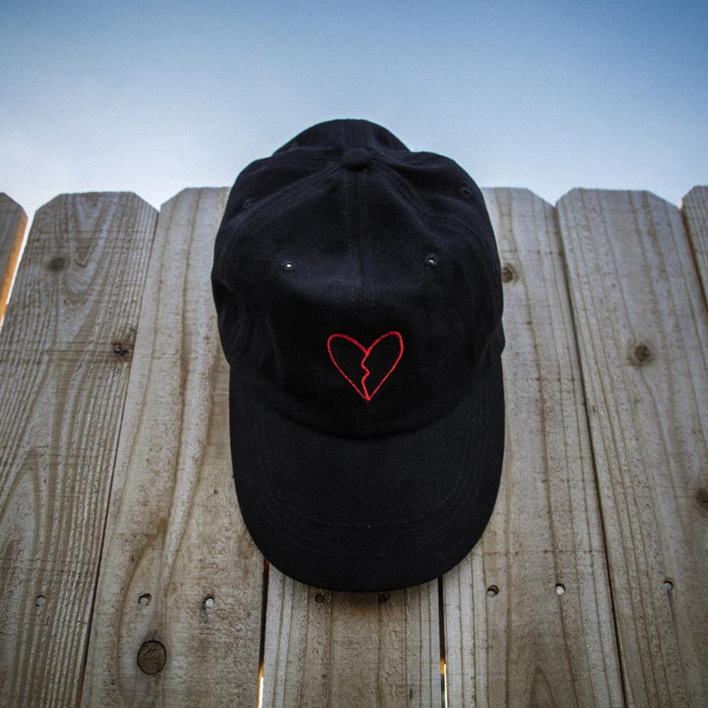 Broken Heart Hat + Digi Album