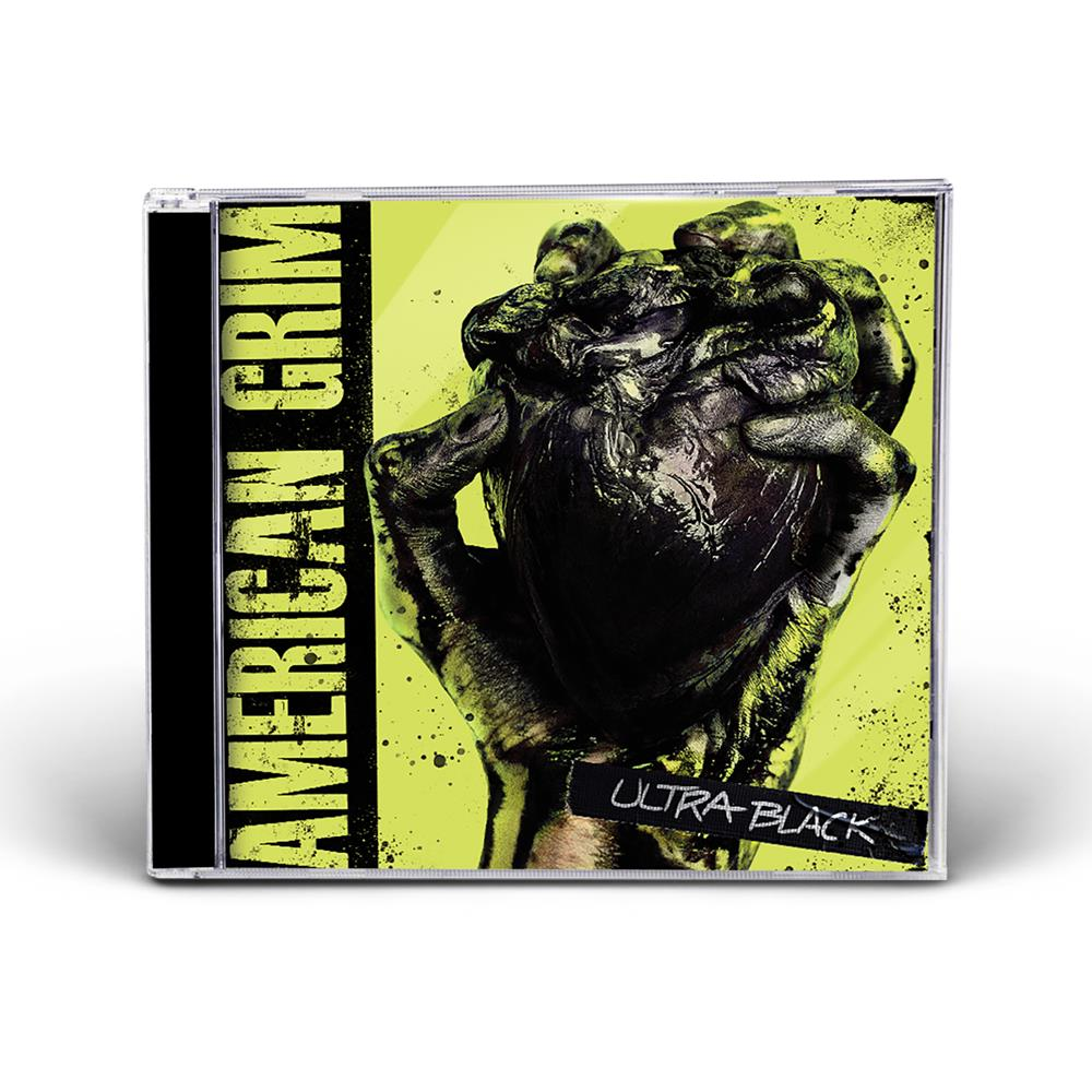 Ultra Black CD + Digital