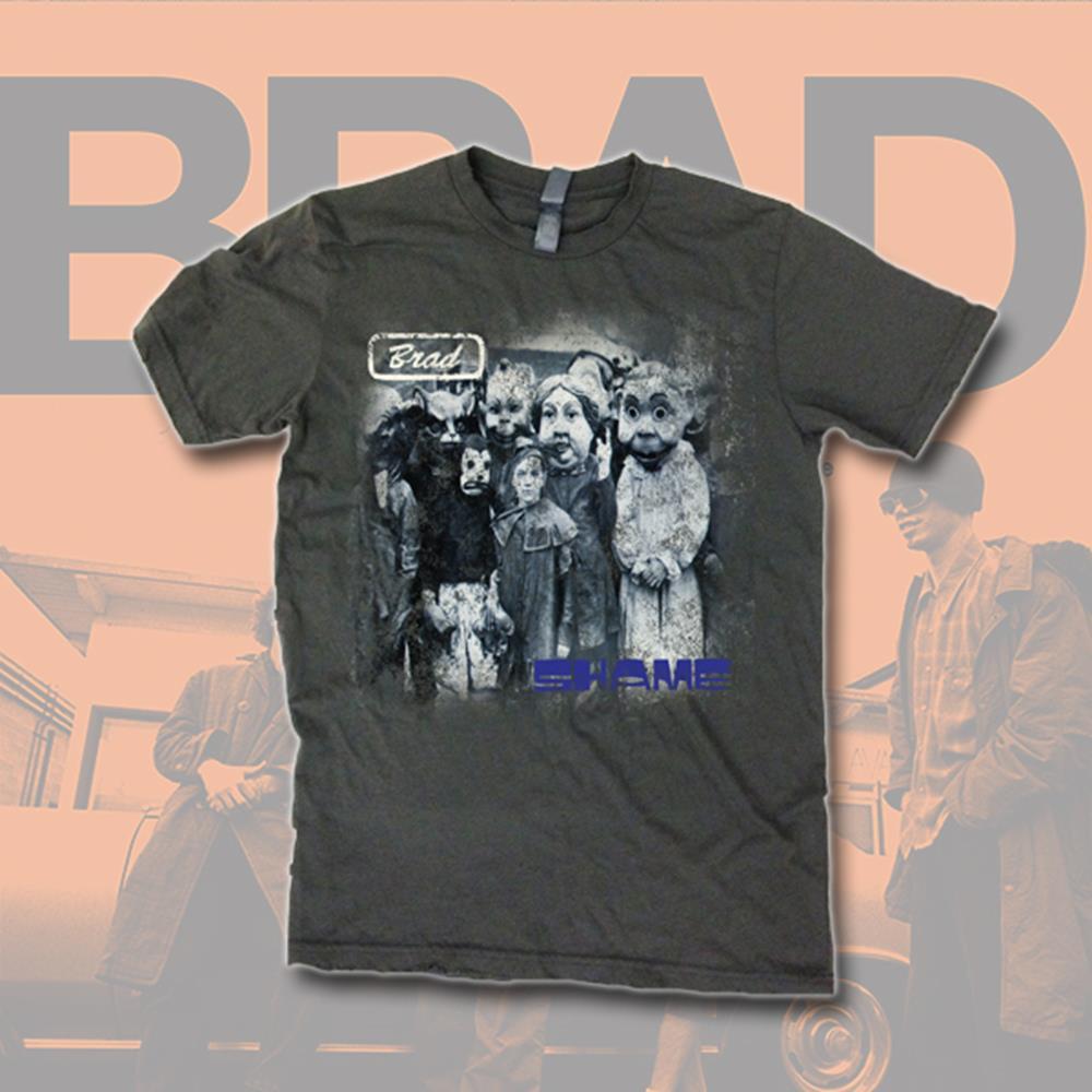 Shame Charcoal T-Shirt