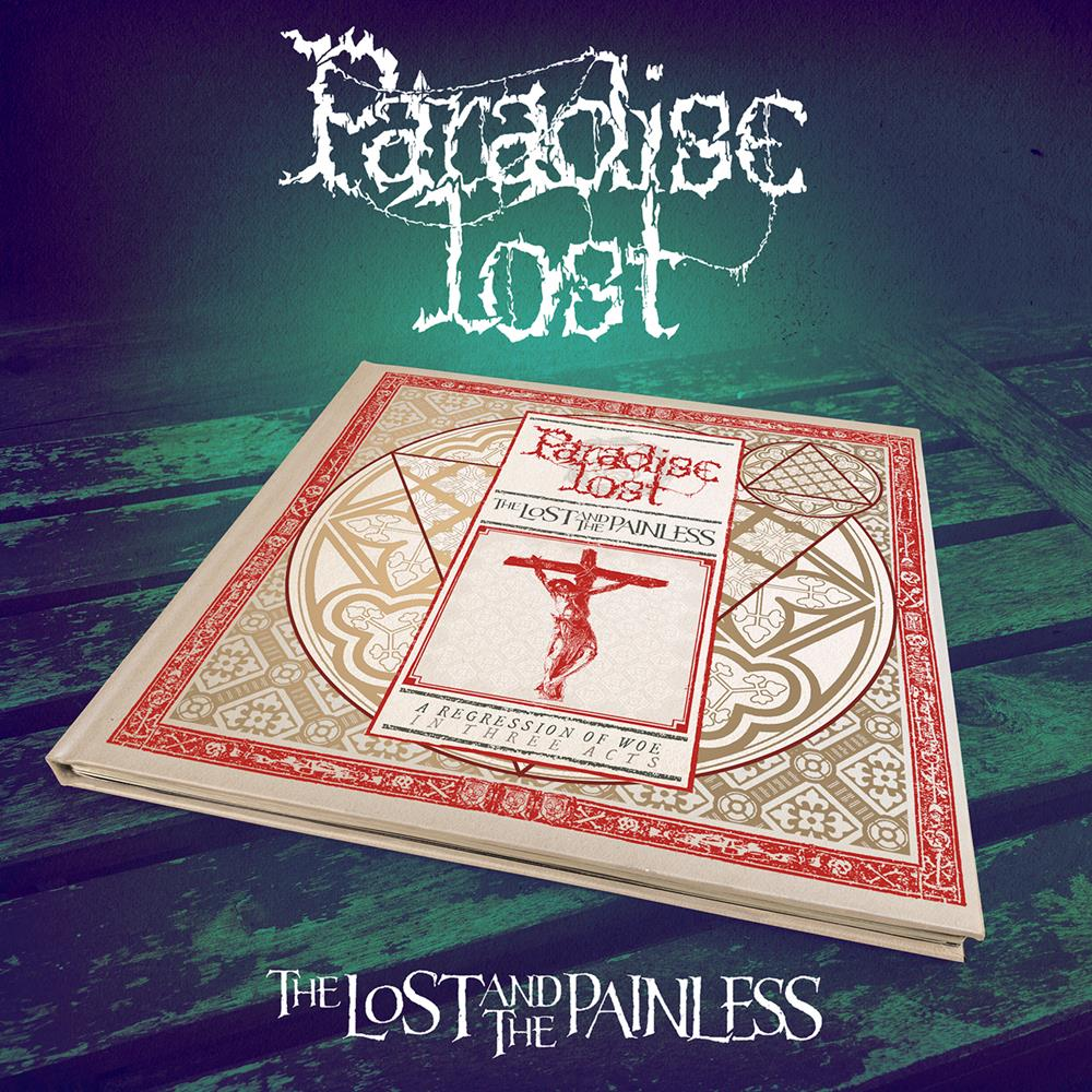 The Lost And The Painless Deluxe Hardback Book