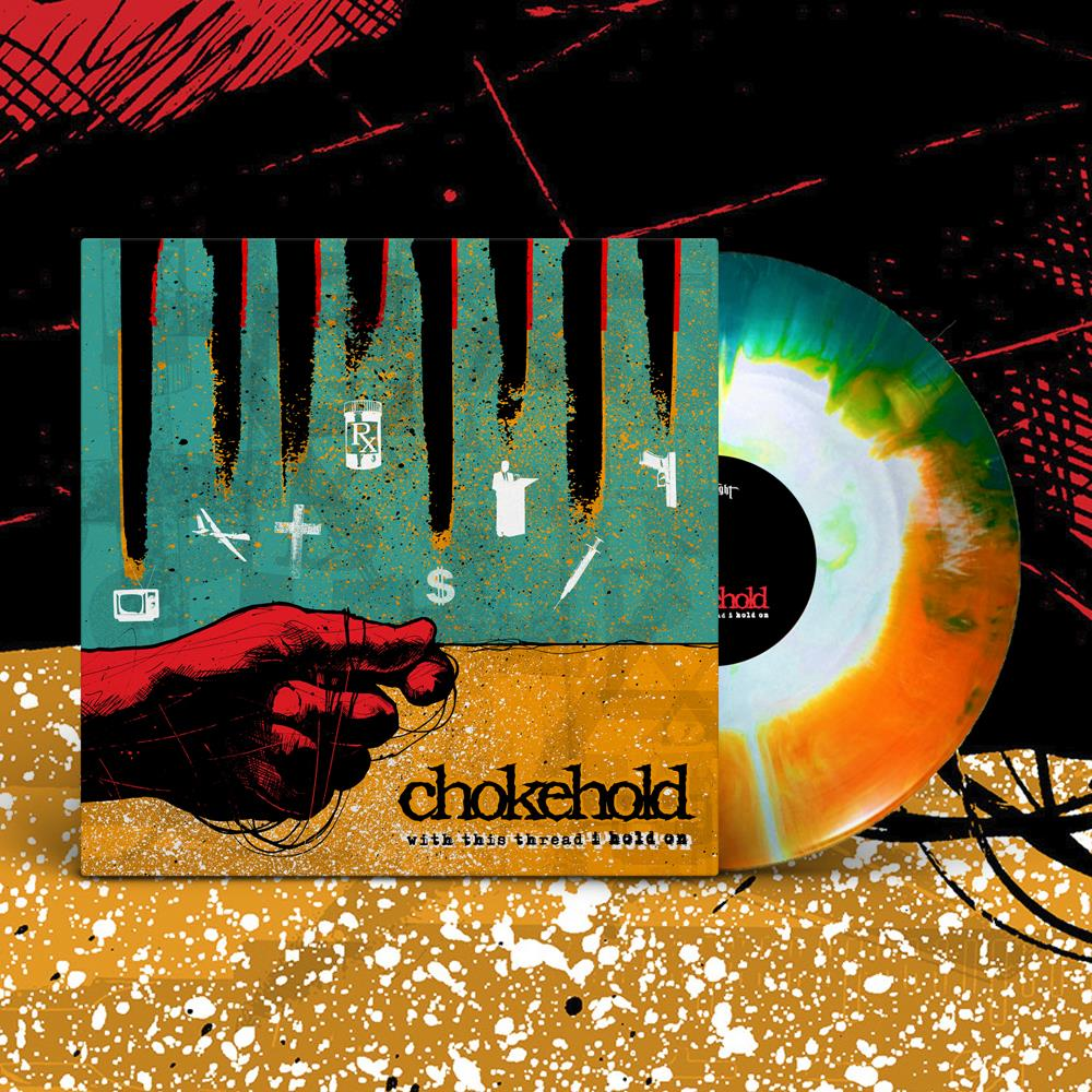 With This Thread I Hold On Hand Poured LP