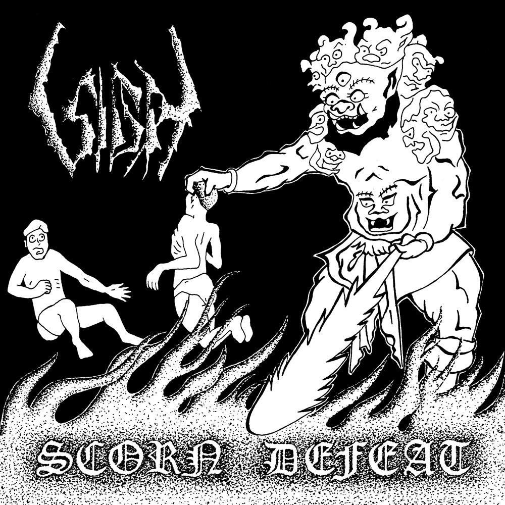 Scorn Defeat 2CD