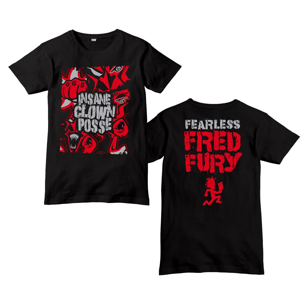 Fearless Fred Sliced Black
