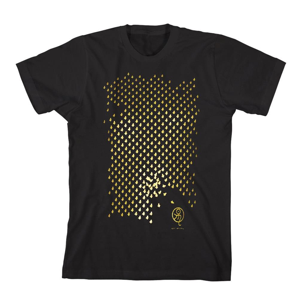 GOLD Penguins Black