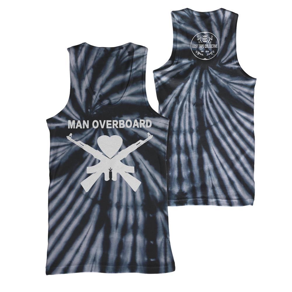 Summer Of Heavy Love Black Tie-Dye