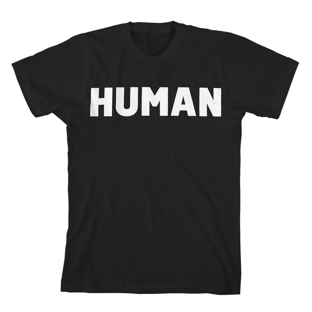 Human Black  Extra Small