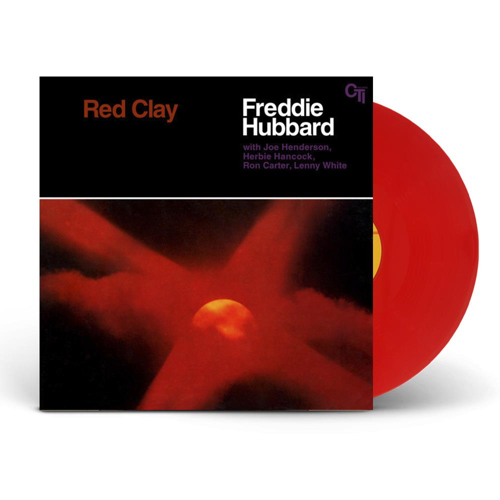 Freedie Hubbard Red Clay Red